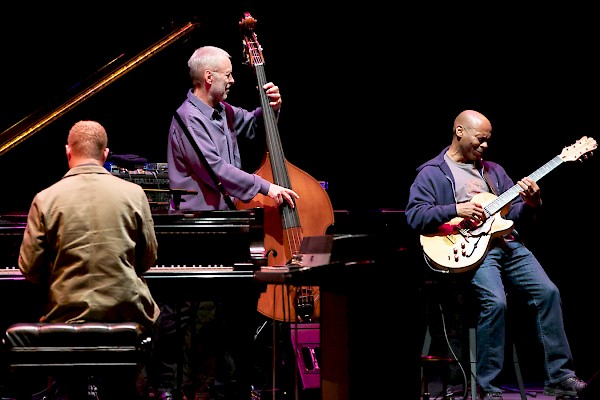 Dave Holland with Kevin Eubanks