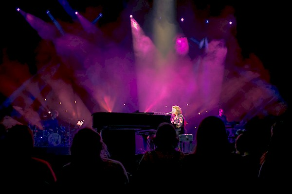 Regina Spektor at the Keller Auditorium on April 2—click to see more photos by Corey Terrill