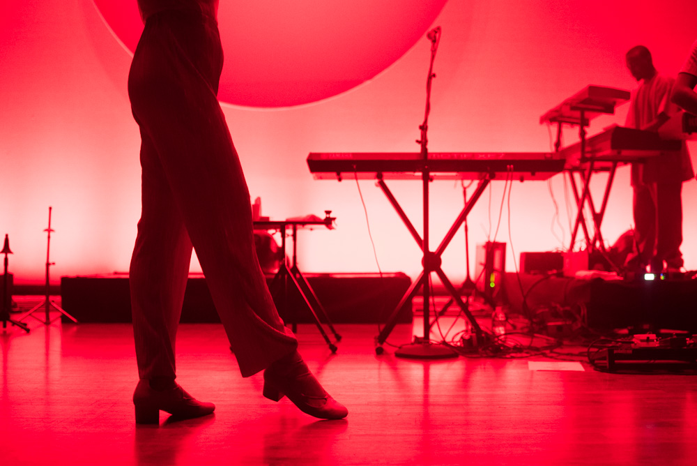 Solange, Arlene Schnitzer Concert Hall, Soul'd Out Music Festival, photo by Kai Hayashi