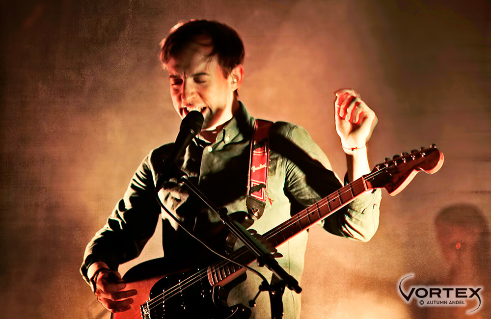 Bombay Bicycle Club, Wonder Ballroom, photo by Autumn Andel