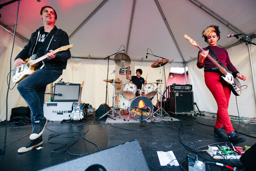 The Thermals, St. Johns Bizarre, photo by Jason Quigley