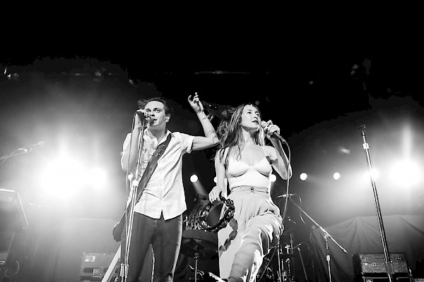 July Talk at the Roseland Theater on May 27. Photo by Sydnie Kobza—click to see more!