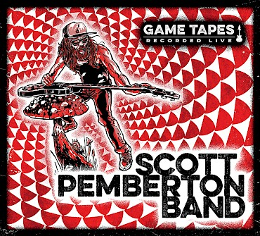Scott Pemberton will celebrate the release of his live record 'Game Tapes' at the Doug Fir on June 2