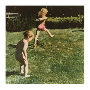 Fun fact: A 3-year-old Amy Hall appears naked on the cover of 'Back Yards,' which will be self-released on June 23