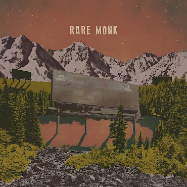 Rare Monk's debut LP 'A Future'—featuring artwork by Showdeer—is out July 7 with a release show at the Doug Fir