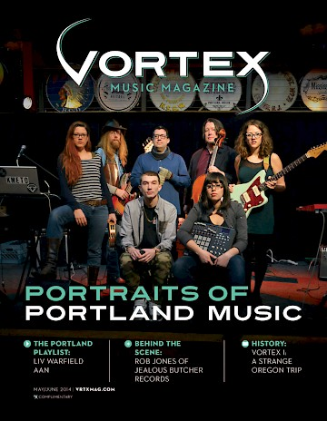 Click to read more stories from the debut issue of Vortex Music Magazine