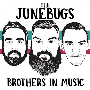 The Junebugs will celebrate the release of their second LP, 'Brothers In Music,' on Saturday, August 5 at Mississippi Studios