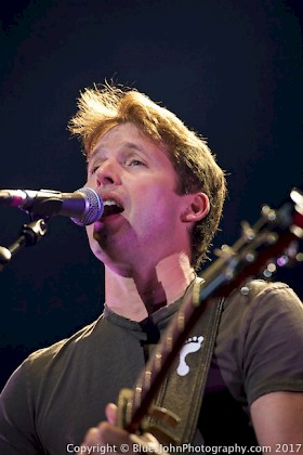 James Blunt at the Moda Center