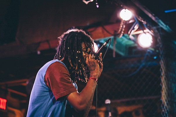 TYuS in the Galaxy Barn on August 4—click to see more photos by Sam Gehrke