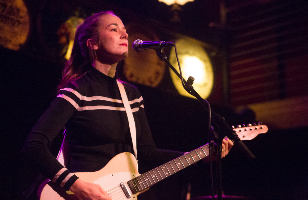 Margaret Glaspy, Mississippi Studios, photo by Joe Duquette