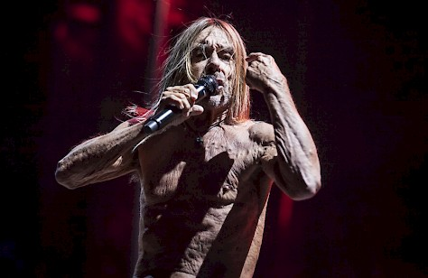 Iggy Pop, Project Pabst, MusicfestNW, Tom McCall Waterfront Park, photo by Sam Gehrke