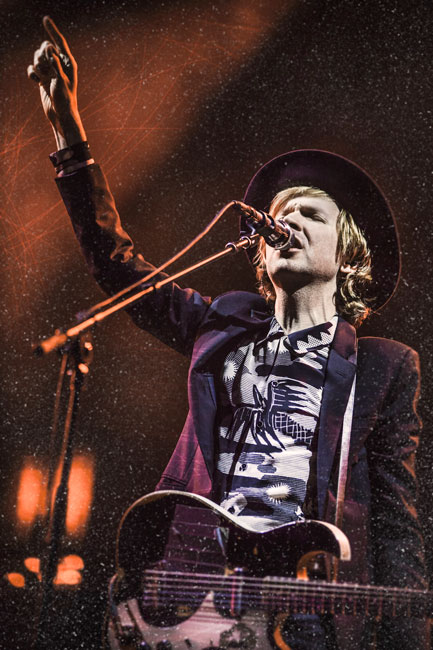 Beck, Project Pabst, MusicfestNW, Tom McCall Waterfront Park, photo by Sam Gehrke