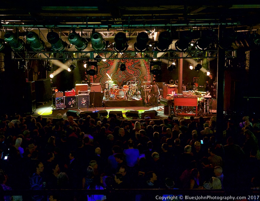 Gov't Mule, Roseland Theater, photo by John Alcala