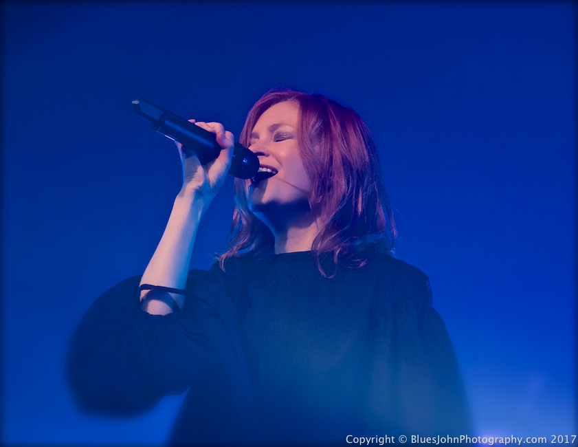 Goldfrapp, Crystal Ballroom, photo by John Alcala