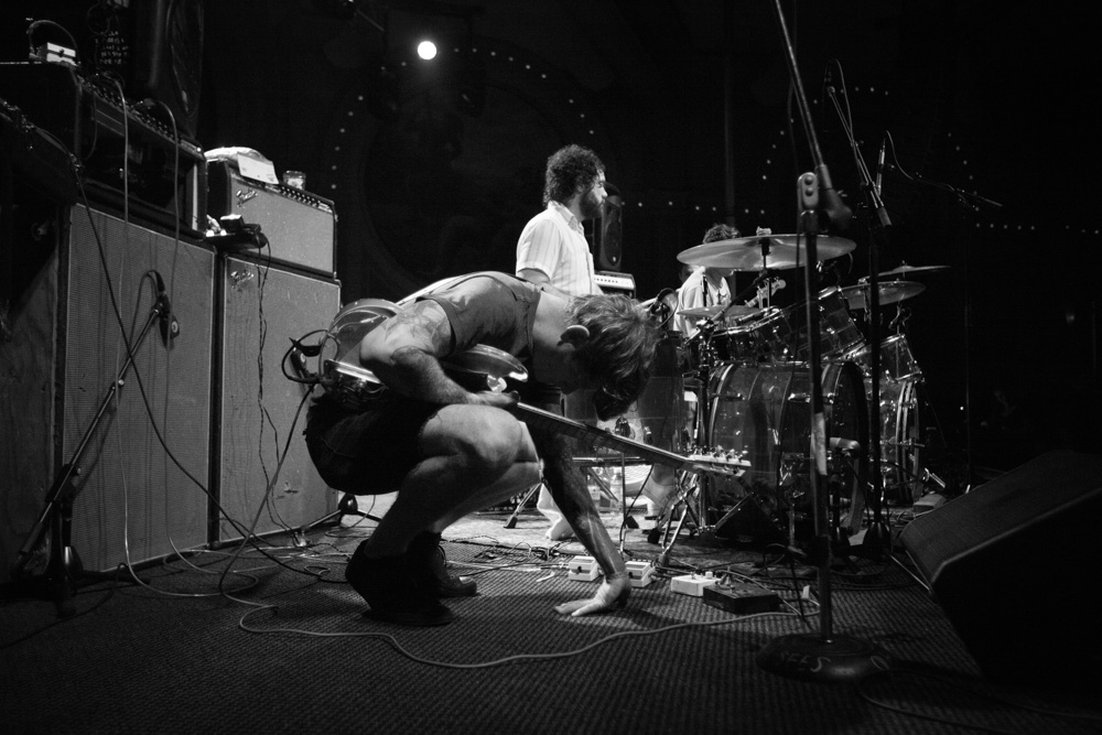 Thee Oh Sees, Crystal Ballroom, photo by William Anthony