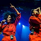 Ibeyi, Revolution Hall, photo by Tojo Andrianarivo