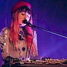 Hundred Waters, Doug Fir Lounge, photo by Blake Sourisseau