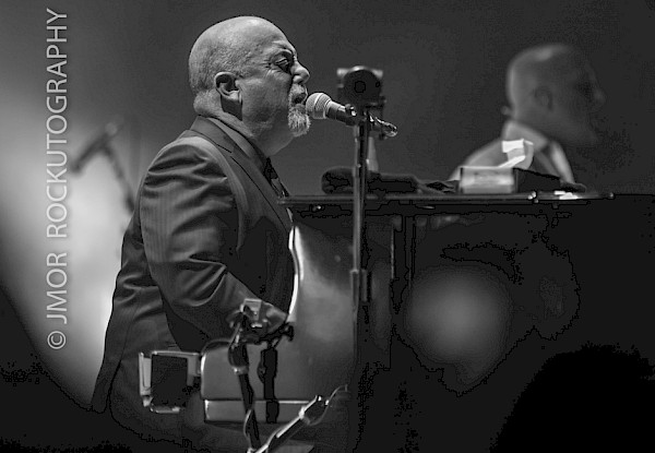 Billy Joel at the Moda Center on December 8, 2017. Click for more photos by Jessica Rentola Ramberg!
