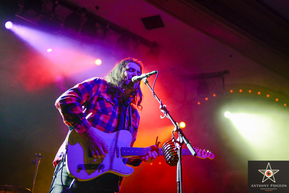 The War On Drugs, Crystal Ballroom, 94.7 FM, photo by Anthony Pidgeon