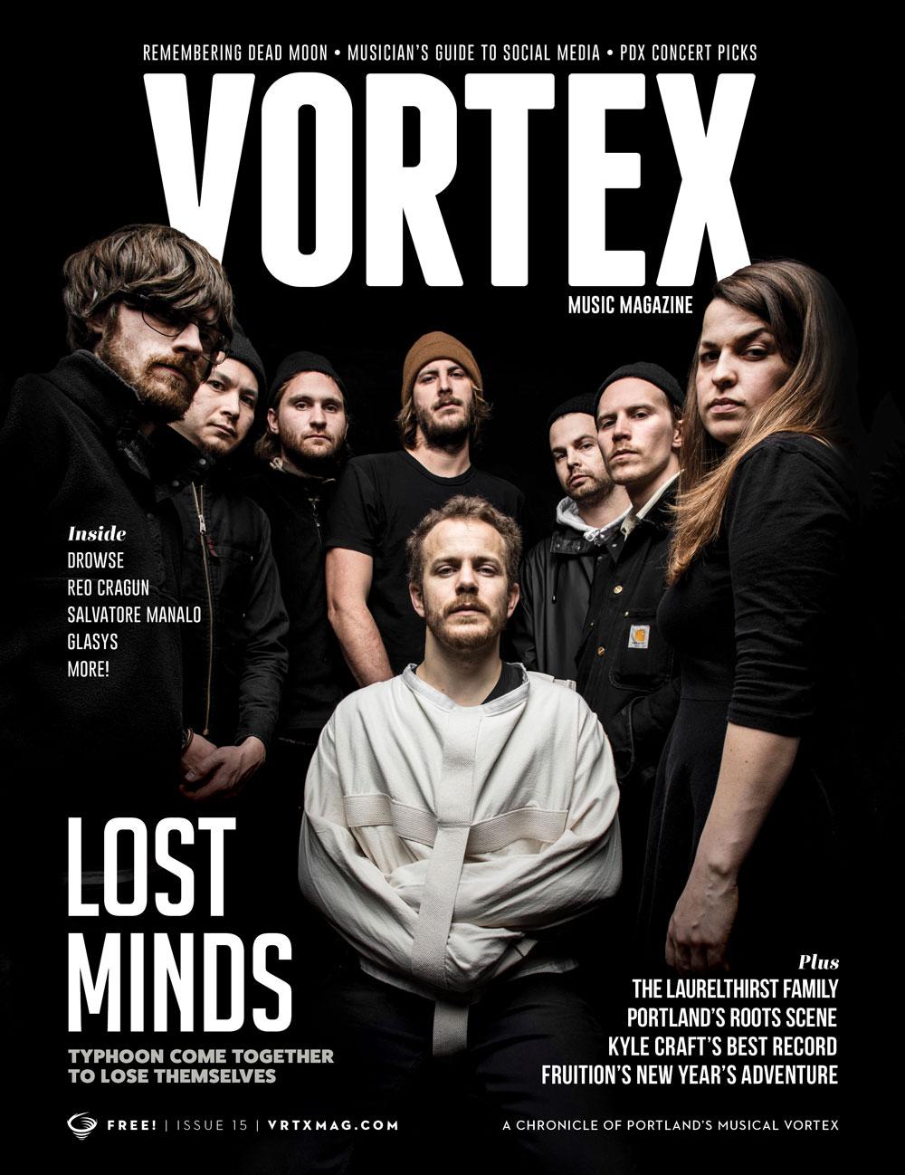 Winter 2018 | Vortex Music Magazine