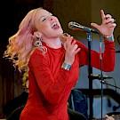 Storm Large, The Old Church, photo by John Alcala