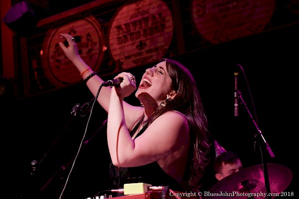 Siren and the Sea at Mississippi Studios on January 28—click to see more photos by John Alcala