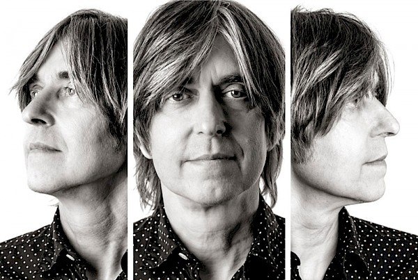 Eric Johnson's 'Collage' cover art: Photo by Max Crace