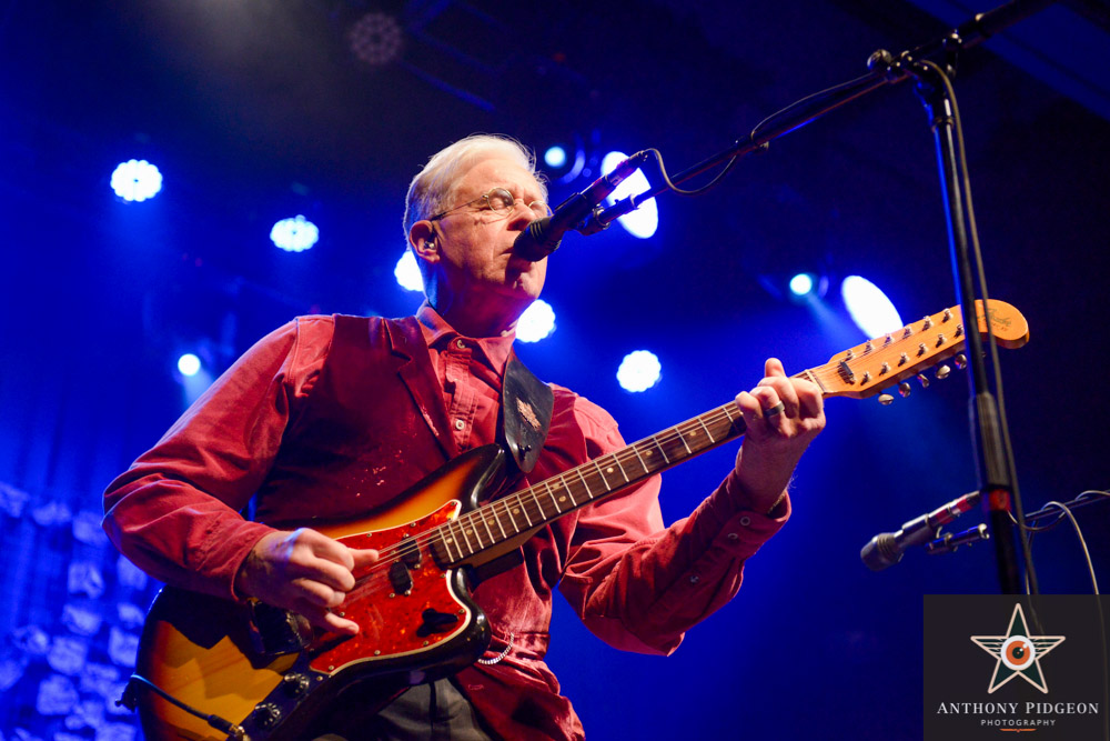 Bruce Cockburn, Aladdin Theater, photo by Anthony Pidgeon