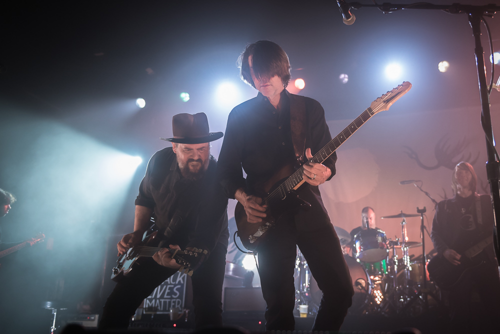 Drive-By Truckers, Roseland Theater, photo by Jeff Ryan