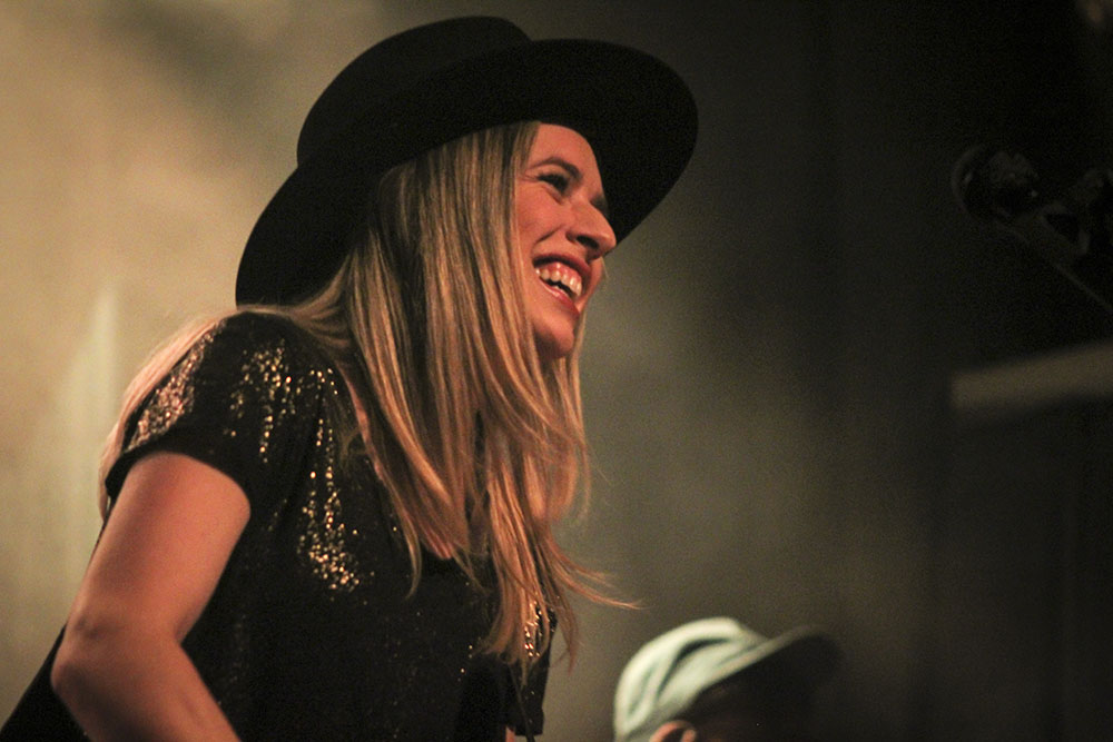 ZZ Ward, Wonder Ballroom, photo by Emma Davis