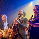 The Lone Bellow, Aladdin Theater, photo by Anthony Pidgeon