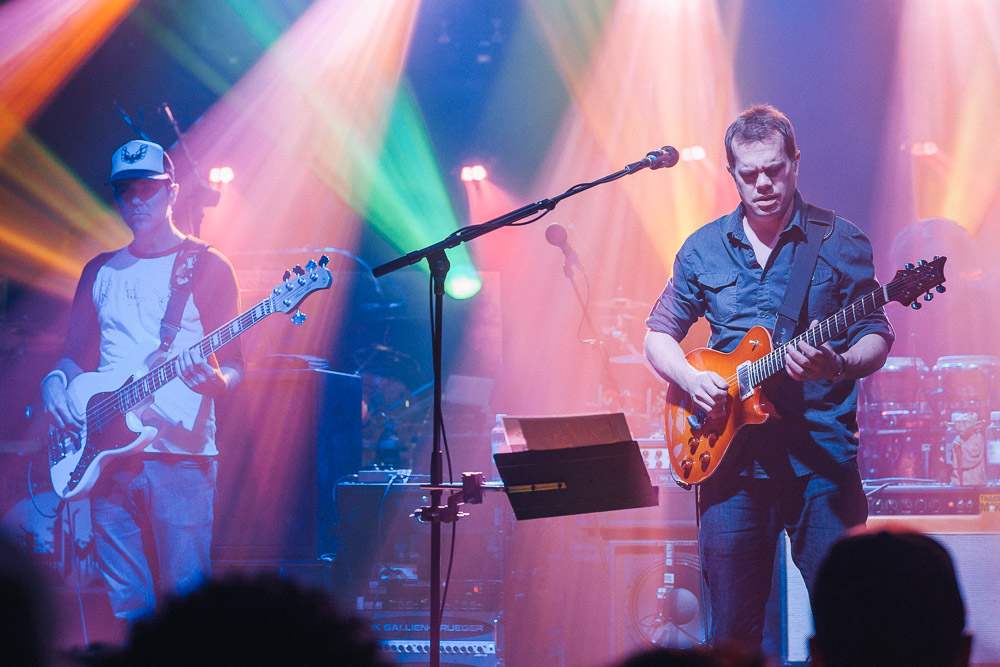 Photos of Umphrey\'s McGee at the Crystal Ballroom on March 16-17 ...