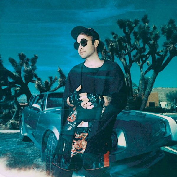 Unknown Mortal Orchestra's Ruban Nielson: Photo by Neil Krug