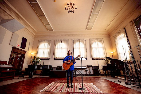 Laura Veirs at The Hallowed Halls