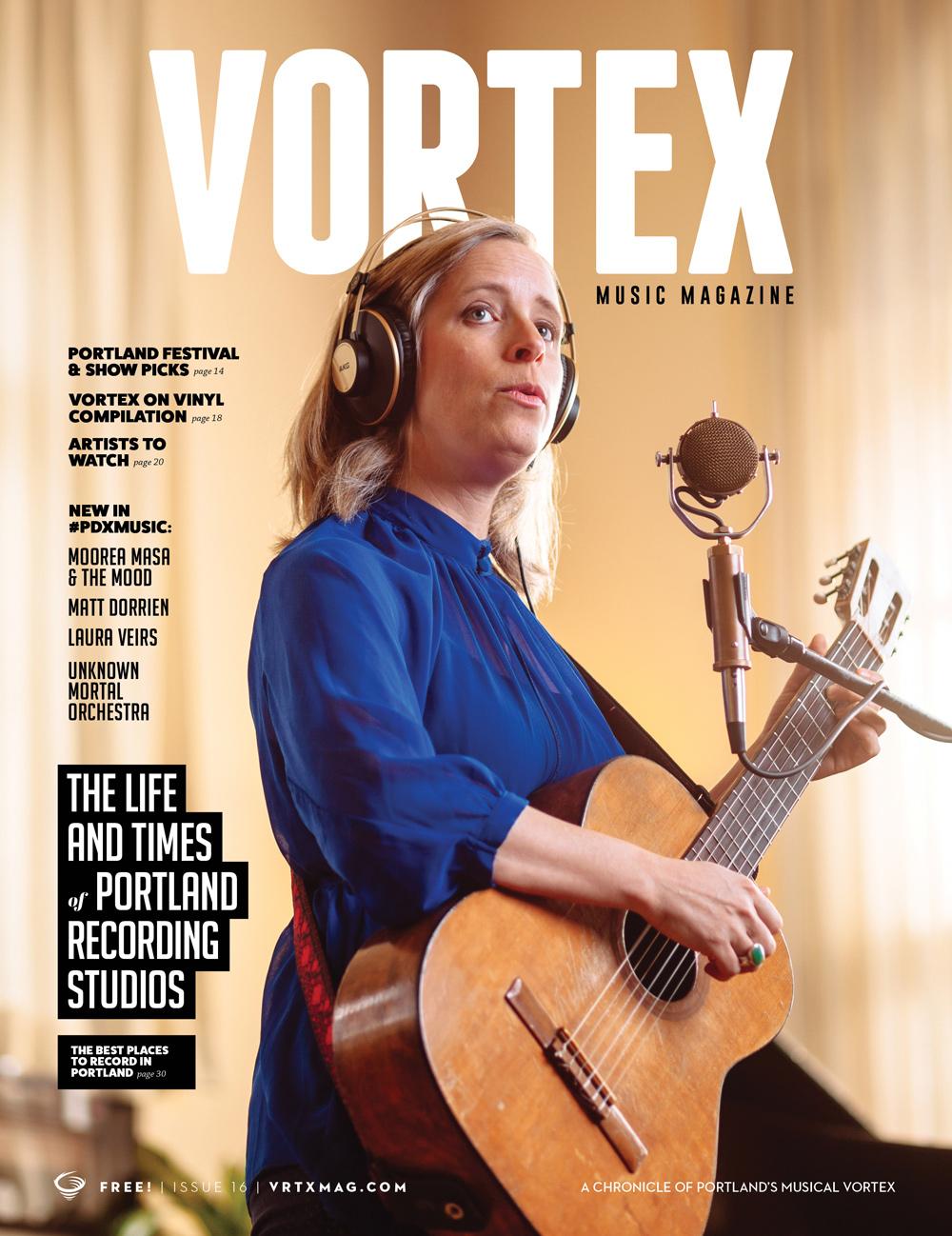 Spring 2018 | Vortex Music Magazine
