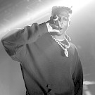 Joey Bada$$, Roseland Theater, photo by Jensen Ocampo