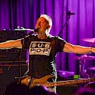 Peter Hook And The Light, Wonder Ballroom, photo by Anthony Pidgeon