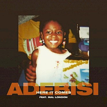 "Adebisi will celebrate the release of their debut single ""Here It Comes"" at the Goodfoot on May 23"