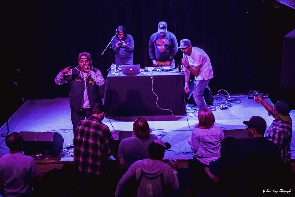 Illmaculate, OnlyOne, Mississippi Studios, photo by James Kemp