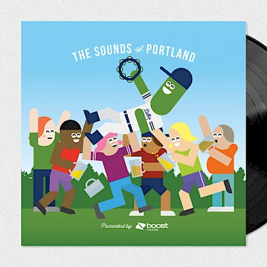 Wanna win this vinyl plus a pair of tix to Picklefest on July 14? Just fill out the form below and join the Vortex Access Party (if you're not already a member)!