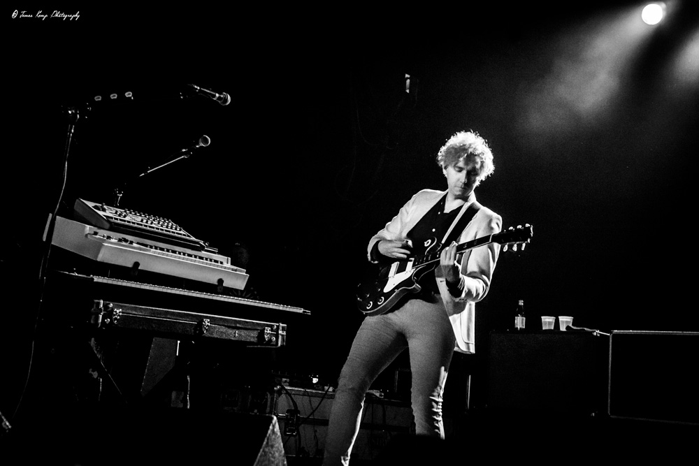The Kooks, Roseland Theater, photo by James Kemp