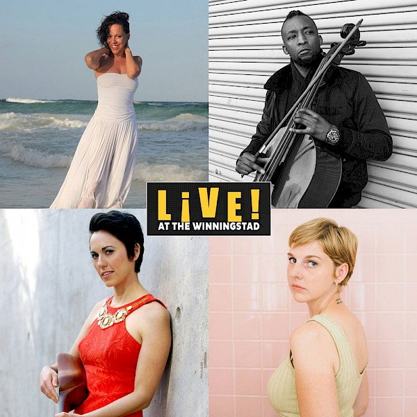 Wanna win a pair of tix to one of the Live at the Winningstad shows? Featuring Bebel Gilberto, Gabriel Royal, Gina Chavez and Dori Freeman, leave a comment below to enter to win tix to this show!