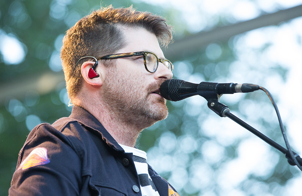 The Decemberists, Edgefield, photo by Joe Duquette