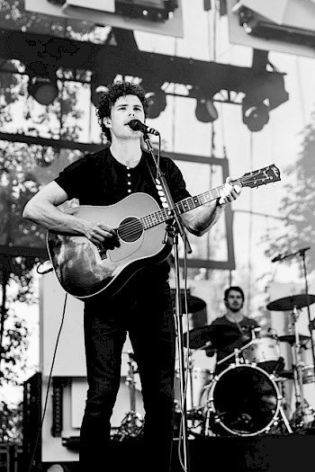 Vance Joy at Edgefield on July 3, 2018. Click here for more photos by Sydnie Kobza!
