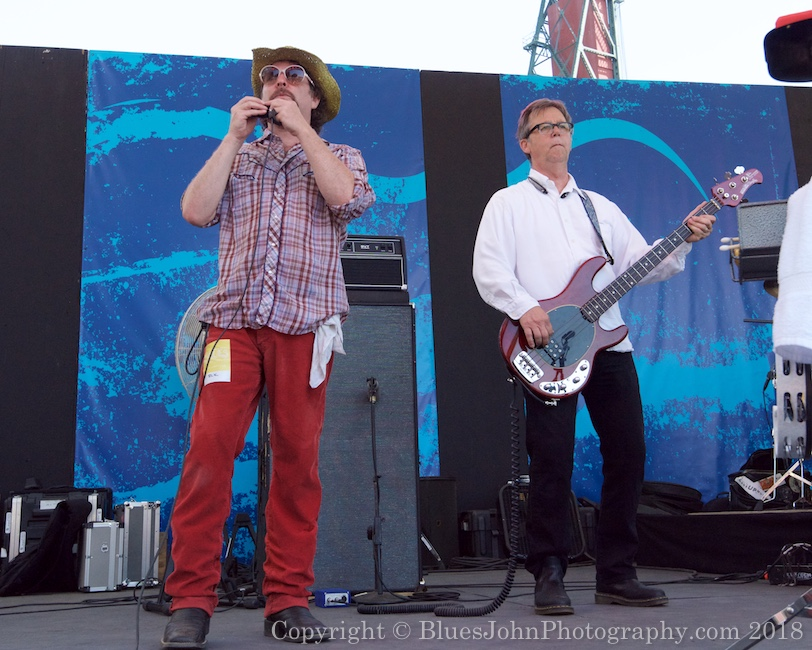 Rose City Kings, Waterfront Blues Festival, Tom McCall Waterfront Park, photo by John Alcala