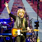Hall & Oates, Train, Moda Center, Rose Quarter, photo by Anthony Pidgeon