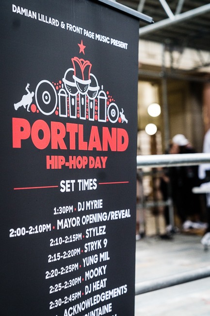 Portland Hip-Hop Day, photo by Miguel Padilla