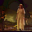 Florence and the Machine, Moda Center, Rose Quarter, photo by Henry Ward