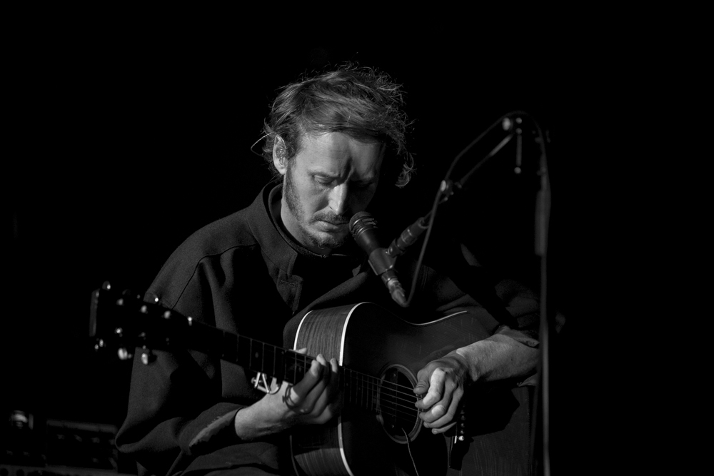Ben Howard, Edgefield, photo by Dune Stewart