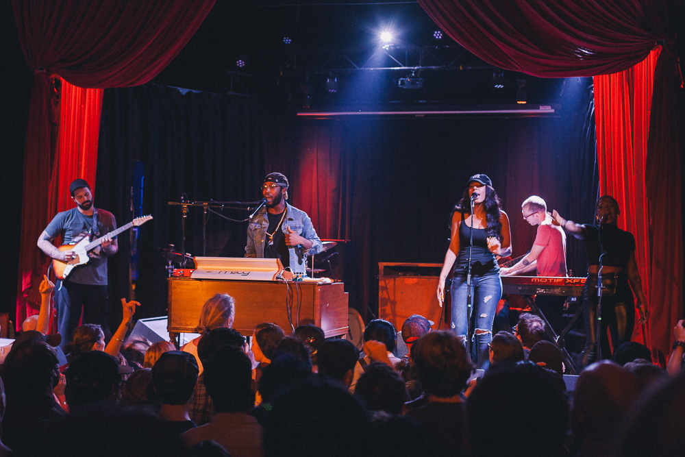 Cory Henry, Star Theater, photo by Blake Sourisseau